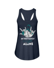 ovarian-cancer-teal-fight-together Ladies Flowy Tank thumbnail