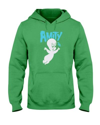 the amity affliction casper hoodie