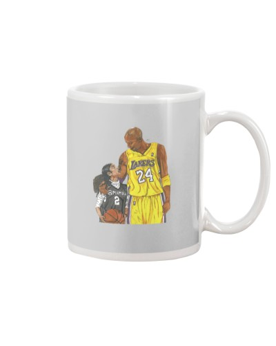 Kobe and Gigi tee