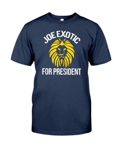 Joe exotic for governor t shirt