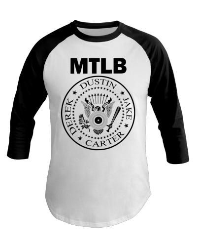 MTLB CREST BASEBALL T