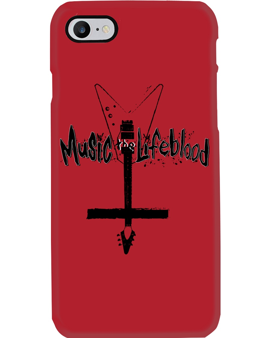 Music the Lifeblood's Sweet Ass Phone Case Phone Case