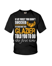 STICKER GLAZIER Youth T-Shirt tile
