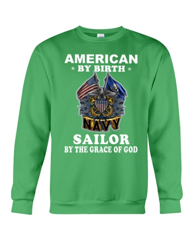 Sailor by the grace of God
