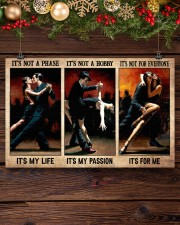 It's Not A Phase It's My Life It's Not A Hobby It's My Passion It's No For Everyone It's For Me Poster - Man And Woman Dancing Poster - No Frame 17x11 Poster aos-poster-landscape-17x11-lifestyle-27