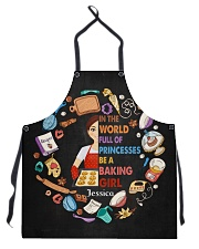 Special Edition Apron front