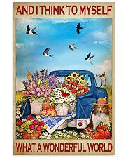 Vintage Art 11x17 Poster front