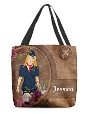 Vintage Art All-over Tote front