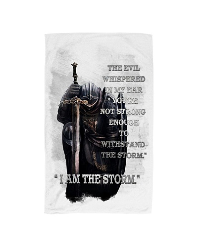 Limited Edition I Am The Storm T Shirts