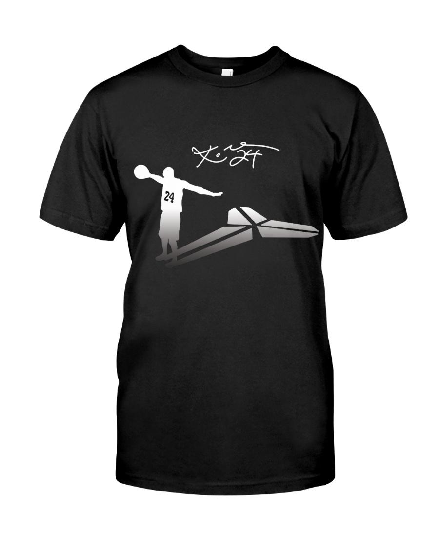Kobe Bryant 24 Forever Missed Classic T-Shirt