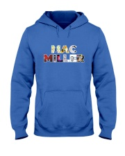 MAC MILLER  Hooded Sweatshirt front