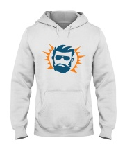 MIAMI SHIRT Hooded Sweatshirt thumbnail