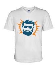 MIAMI SHIRT V-Neck T-Shirt thumbnail