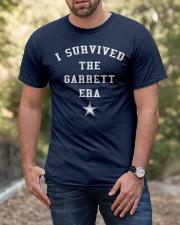 I SURVIVED GARRETT ERA SHIRT Classic T-Shirt apparel-classic-tshirt-lifestyle-front-53