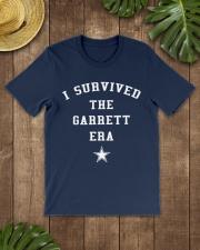 I SURVIVED GARRETT ERA SHIRT Classic T-Shirt lifestyle-mens-crewneck-front-18