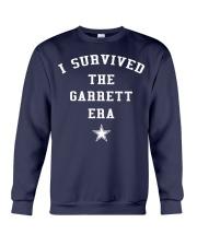 I SURVIVED GARRETT ERA SHIRT Crewneck Sweatshirt thumbnail