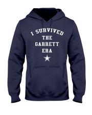 I SURVIVED GARRETT ERA SHIRT Hooded Sweatshirt thumbnail