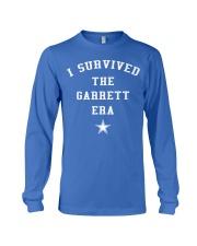 I SURVIVED GARRETT ERA SHIRT Long Sleeve Tee thumbnail