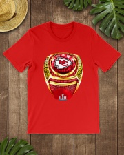 CHIEFS CHAMPIONSHIP RING T-SHIRT Classic T-Shirt lifestyle-mens-crewneck-front-18