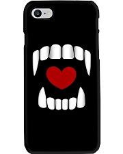 The Vampire Debt - Love Bites alt design Phone Case thumbnail