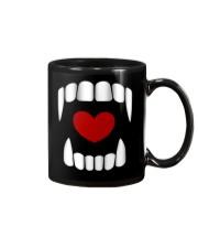 The Vampire Debt - Love Bites alt design Mug thumbnail