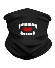 The Vampire Debt - Love Bites alt design Neck Gaiter thumbnail
