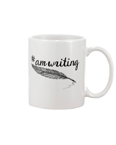 Hashtag AmWriting - Quill
