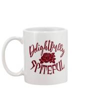 Delightfully Spiteful Mug back