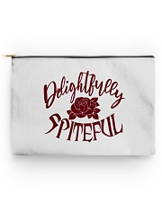 Delightfully Spiteful Accessory Pouch - Large thumbnail