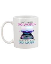 I will write Mug back