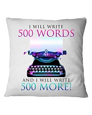 I will write Square Pillowcase tile