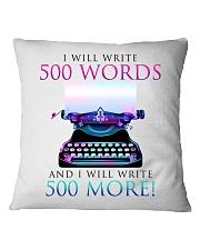 I will write Square Pillowcase thumbnail