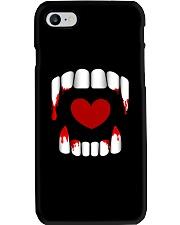 The Vampire Debt - Love Bites Phone Case thumbnail