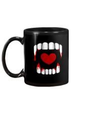 The Vampire Debt - Love Bites Mug back