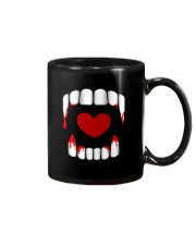 The Vampire Debt - Love Bites Mug front