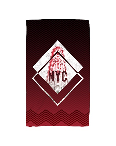 NYC Flatiron Building Pattern