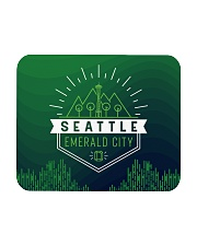 Seattle Emerald City Pattern Mousepad thumbnail