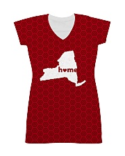 New York State Home All-over Dress front