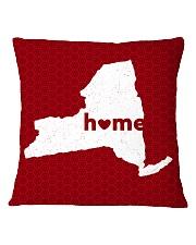 New York State Home Square Pillowcase thumbnail
