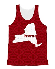 New York State Home All-over Unisex Tank thumbnail