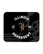 Illinois Represent Pattern Mousepad thumbnail
