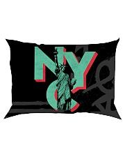 NYC Acronym Rectangular Pillowcase thumbnail