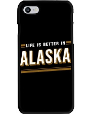 Life Is Better In Alaska Phone Case thumbnail