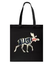 Alaska Moose Tote Bag thumbnail