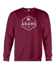 Ms Adams Crewneck Sweatshirt thumbnail