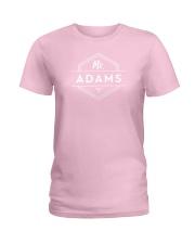 Ms Adams Ladies T-Shirt front