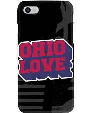 Ohio Love Phone Case tile