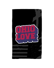 Ohio Love Hand Towel tile