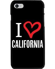 I Heart California Phone Case thumbnail