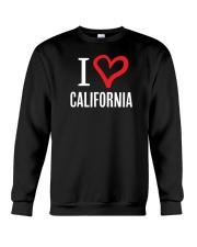 I Heart California Crewneck Sweatshirt thumbnail